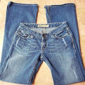 "BKE Sabrina Sketch Jeans 26""x 31.5"""